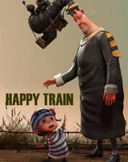完美动力动画《Happy Train》